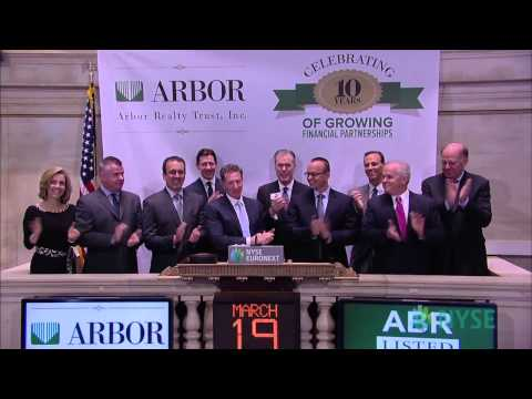 Ivan Kaufman: Arbor Realty Trust Celebrates 10 Years of Trading on the NYSE