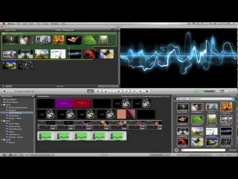 How to - Beat Map with iMovie (Pictures in time w music)