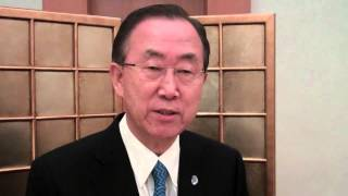 UN Secretary-General on Security Council