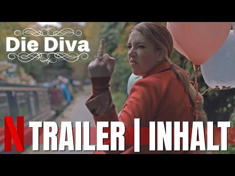 DIE DIVA Trailer German Deutsch & Hintergrund der neuen Comedy Serie von Netflix