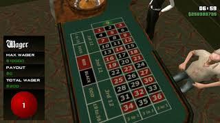 Gta san andreas CJ \ Fuck you and your casino\