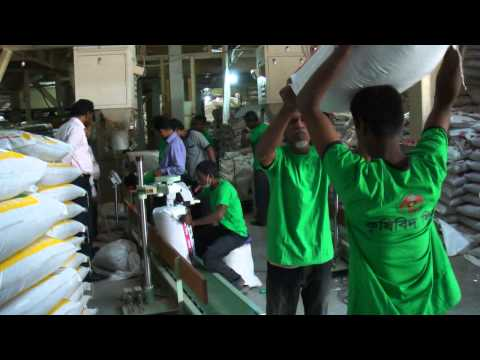 Krishibid Feed Limited packaging video