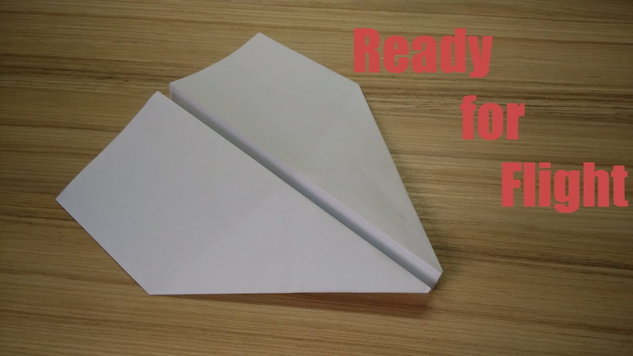 how to make a paper bat that flies
