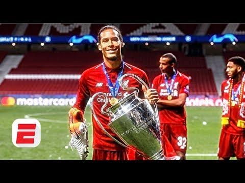 Should Liverpool's Virgil van Dijk win the 2019 Ballon d'Or?   Premier League