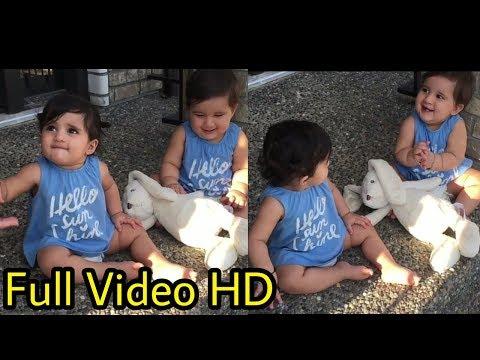 Omg! Karanvir Bohra's daughters Vienna and Bella playing very cutely  Full Video