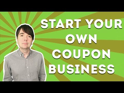 Start Your Own Coupon Site