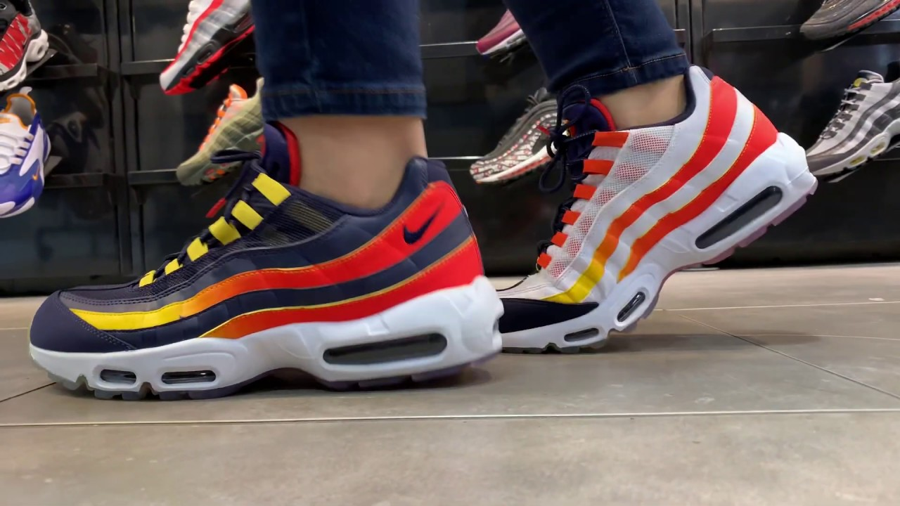 3336f29fb9 Nike Air Max 95 - YouTube