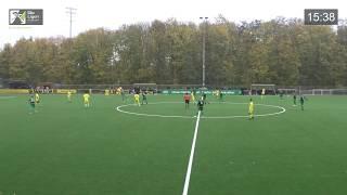 Men s Soccer CDM Frederic Heitzer Germany Full Game Video recruit 2020