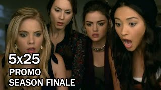 "Pretty Little Liars 5x25 Promo #2 - ""Welcome to the Dollhouse"" - Who is #BigA"