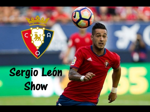 Sergio León / Welcome to Betis / Goles y jugadas | Goals and highlights / Osasuna FC / JaviPV