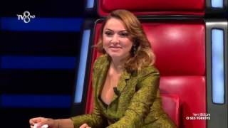 Nişana Alimova - Enta Eih - O Ses Türkiye 4 Ekim 2016 ( Duygusal ) YÜKSEK KALİTE [HD] (alıntı)