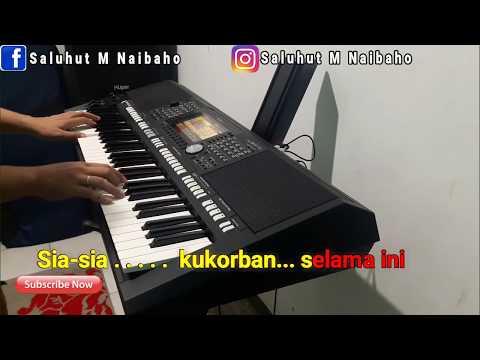 """karaoke-lagu-""""gerimis-mengundang"""""""