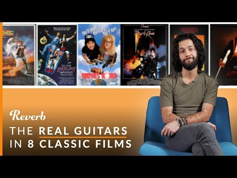 The Real Guitars in 8 Classic Movies | Reverb
