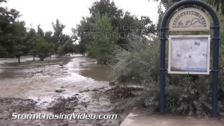 9/14/2013 Big Thompson Flood Aftermath Footage