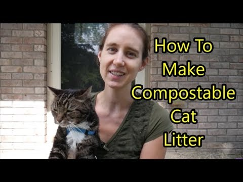 Is Cat Litter Compostable