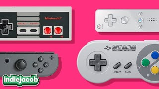 Ranking the Nintendo Controllers - indiejacob