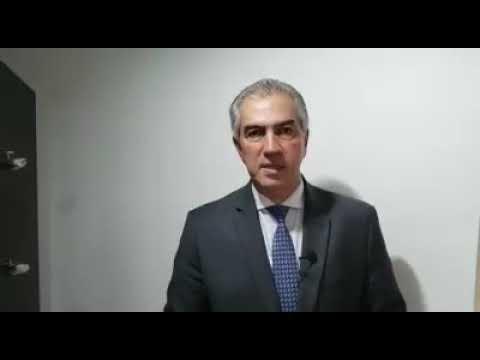 Azambuja passa detalhes sobre reunião em Brasília