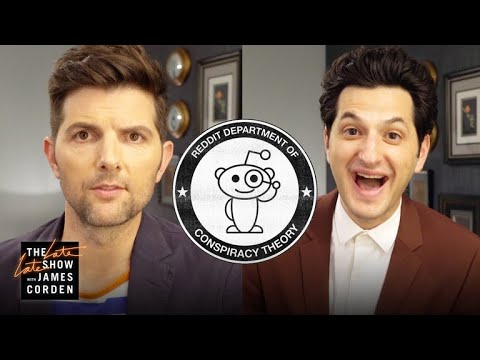 Adam Scott & Ben Schwartz React to Parks and Recreation  Theories