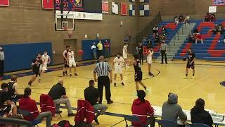 Highlights: 2A Greater St. Helens League boys, Ridgefield vs. Fort Vancouver