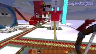 Minecraft Genduterz Map #5 - Broh Ardha Funky part 1 of 2