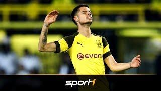 Wechselverbot: Darum darf Julian Weigl nicht zu PSG | SPORT1 - TRANSFERMARKT