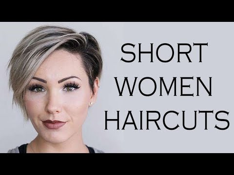 50 NEW SHORT HAIRCUTS FOR WOMEN!
