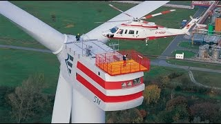 🚁 Enercon E126 - The Most Powerful Wind Turbine in The World 🚁