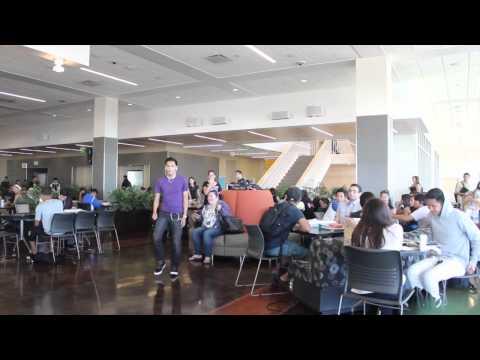 Dance Like Nobody's Watching: College of San Mateo