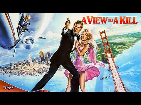 A View To A Kill (1985) Movie Review by JWU