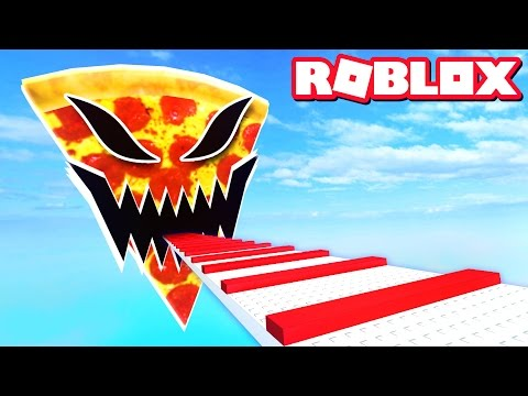 Thumbnail: ESCAPE THE PIZZERIA OBBY IN ROBLOX