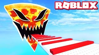ESCAPE THE PIZZERIA OBBY IN ROBLOX