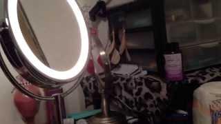 Conair Light up Vanity Mirror Unboxing!