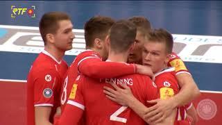 Volleyball: TV Rottenburg - Hypo Tirol Alpenvolleys Haching - Mehr Beiträge zur Volleyball Bundesliga auf Sporttotal.tv