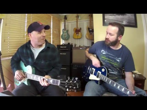 Guitar Madness Rd1 - Gibson Les Paul Traditional vs Agile AL-2000