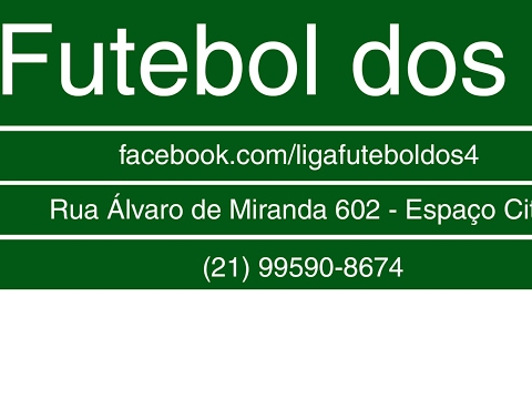 GRUPO FUTEBOL DOS 4's broadcast