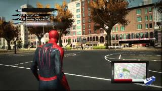 The Amazing Spider-Man - Exclusive Developer Diary: Manhattan is Your Playground