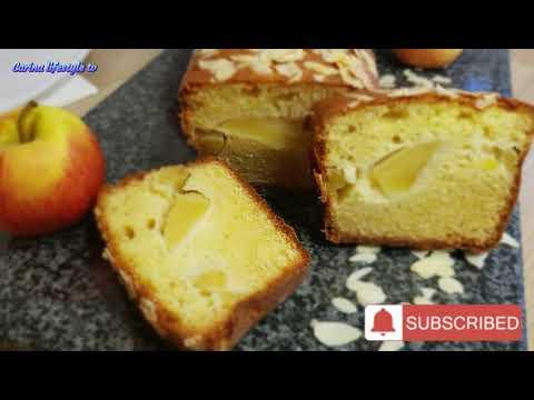 recette-facile-de-gâteau-aux-pommes