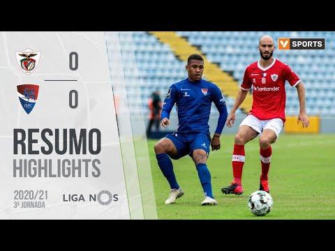 Santa Clara Gil Vicente Goals And Highlights
