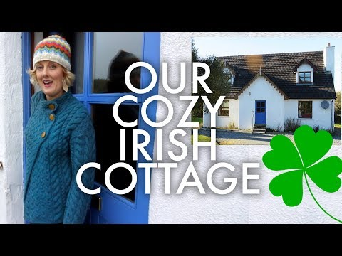 LIVING ON THE COAST OF IRELAND 🇮🇪☘️🏡 : Traveling Full-time w