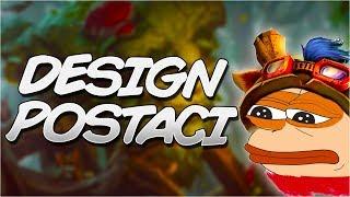 Design *NIEKTÓRYCH* Postaci SSIE