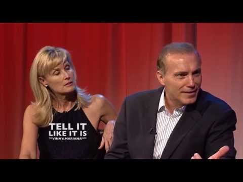 Deborah Rennard and Al Sapienza 2: TELL IT LIKE IT IS The Vinny and Mariana  HD