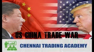Trade War - US & CHINA in TAMIL