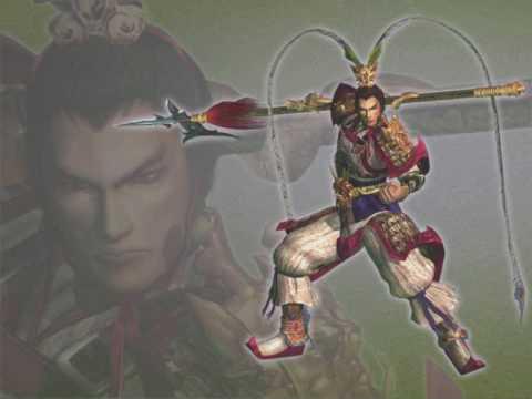 Dynasty Warriors 3 Theme of Lu Bu -  DW Terrible Mix