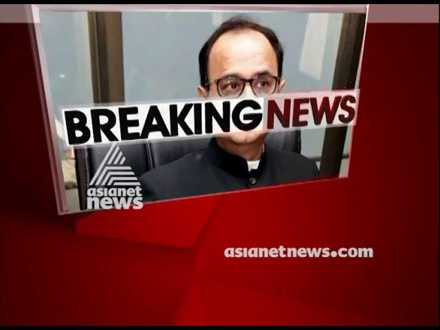 Alok Varma resigned