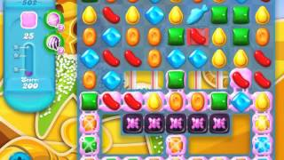 Candy Crush Soda Saga Level 502 Glitch
