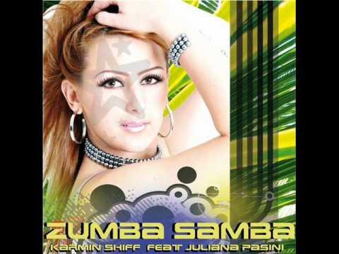 Karmin Shiff Feat Juliana Pasini - Zumba Samba (Original Mix)