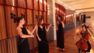 Enigma Quartet plays Autumn from Vivaldi's Four Seasons
