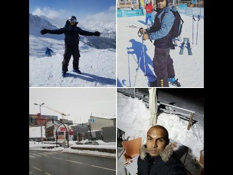 First ever travel Vlog | Andorra Ski Holiday 2017