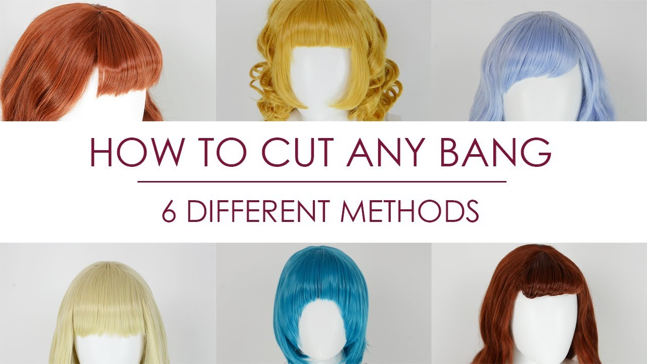 how to cut new bangs