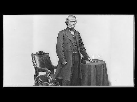The Civil War: Reconstruction, Race & Andrew Johnson